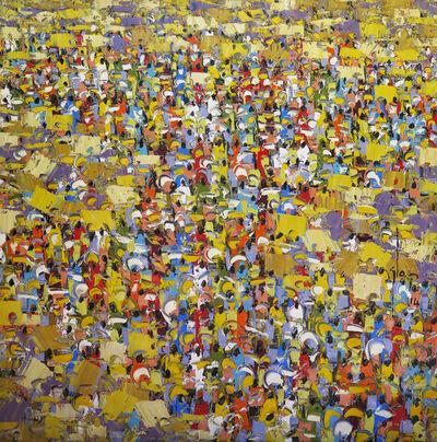 Ablade Glover, 'Market delics - 15', 2014