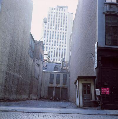 Michel Hosszu, 'EMPTY PARKING – NEW YORK 1964', 1964
