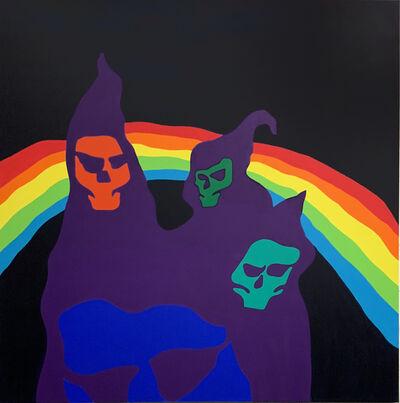 Todd James, 'Rainbow in the Dark', 2020
