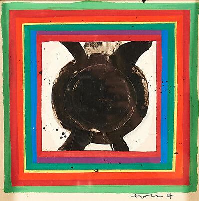 John Harrison Levee, 'Idea on a Contained Cross #2', 1964