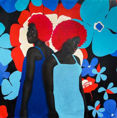 oluwole omofemi, 'Sisters II ', 2020
