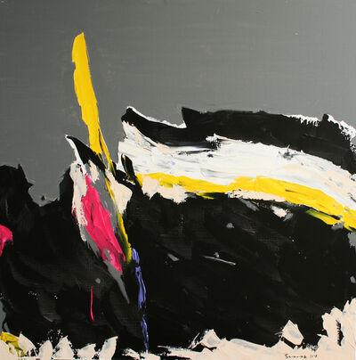 Tonko Smokvina, 'Čežnja IV', 2017