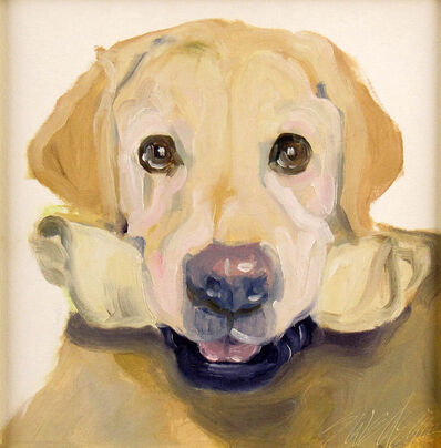 Sheila Wedges, 'Lab's Favorite Bone', ca. 2010