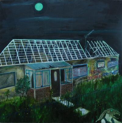 David Harrison, 'Another Green World', 2011
