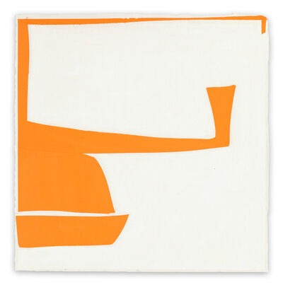 Joanne Freeman, 'Covers 13 - Orange A', 2014