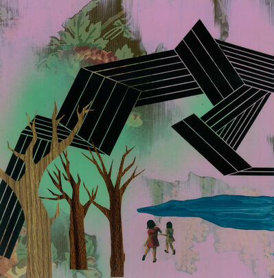 Seonna Hong, 'Meet Me by the Pond', 2009