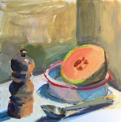 Janet Pedersen, 'Cantaloupe', 2021