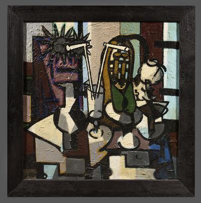 Claude Venard, 'Sanary sur Mer', 1930-1999
