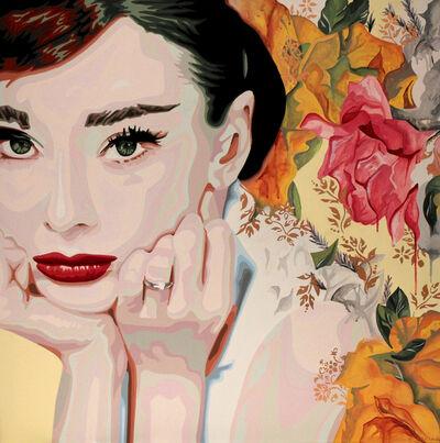 Elisabetta Fantone, 'Audrey Hepburn', 2018