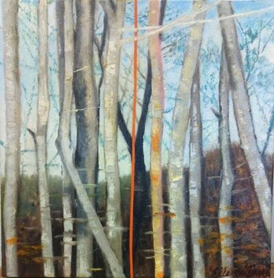 Ellen Sinel, 'Winter Trees I', 2014