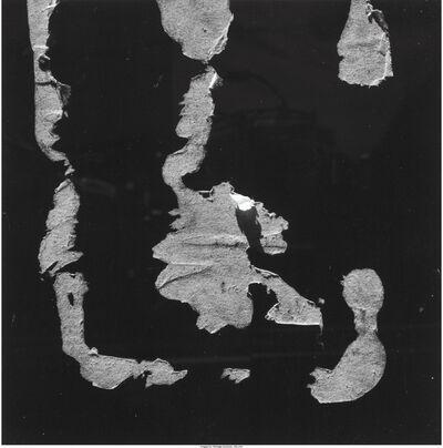 Aaron Siskind, 'New York 78', 1976