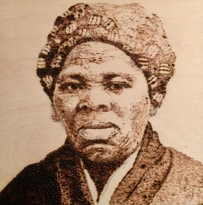 Nancy Lunsford, 'Harriet Tubman', 2018