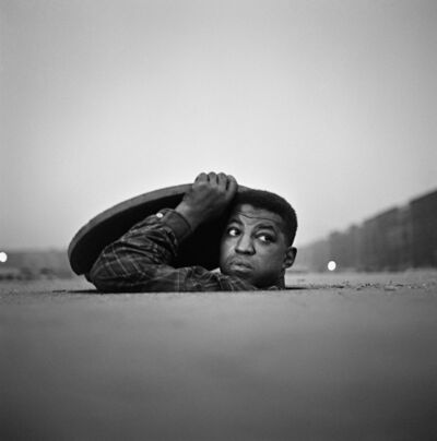 Gordon Parks, 'The Invisible Man, Harlem, New York, 1952', 1952