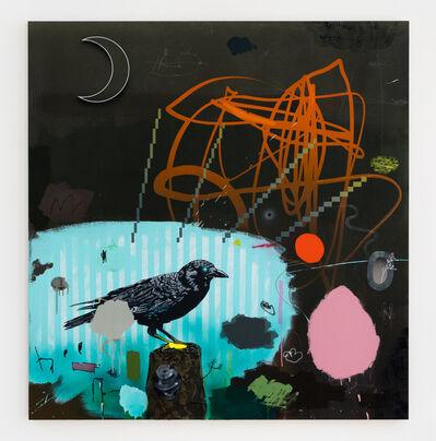 Dan Brault, 'Lunar Poem / Poème lunaire', 2020