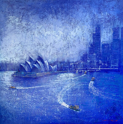 David Hinchliffe, 'Sydney Blues', ca. 2019