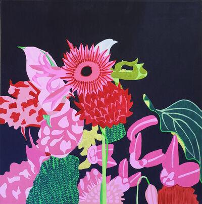 "Simon Habicht, ' ""Summer Flowers""', 2019"