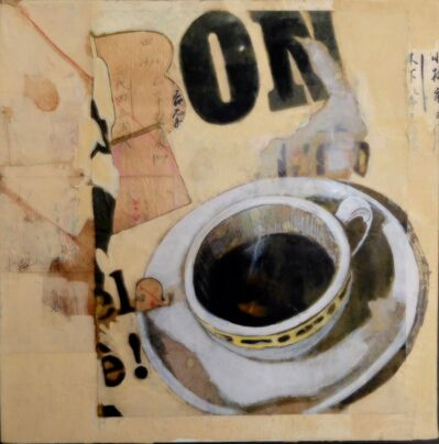 Christina Penrose, 'Bon Cafe ', 2018