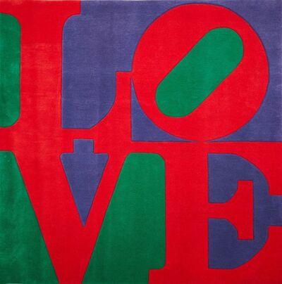 Robert Indiana, 'Chosen Love'