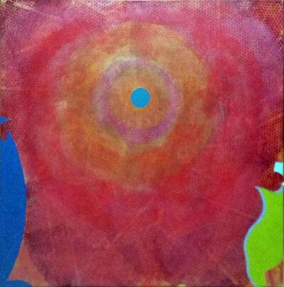 Cynthia Bickley, 'July Sunbathing Red', 2013