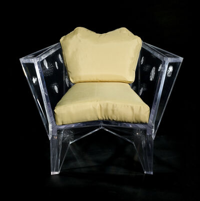 Benjamin Rollins Caldwell, 'Ballistic Chair', 2012