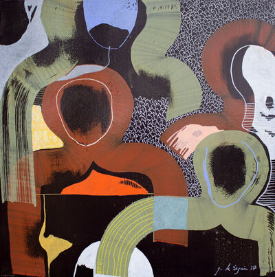 Gaëtan de Seguin, 'J+4 amis ', 2014