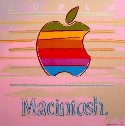Andy Warhol, 'Apple II.399', 1985