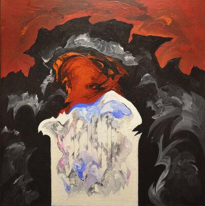 Sonia Gechtoff, 'Goya's Ghost ', 1998