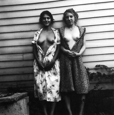 Francesca Woodman, 'Me and My Roomate', 1976