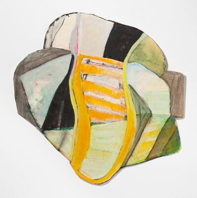 Ellen Rich, 'Yellow Ladder', 2018