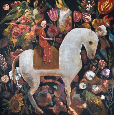 Rimi Yang, 'Quiet Horse', 2019
