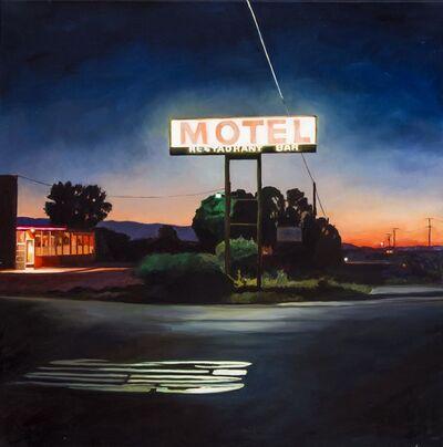 Patricia Chidlaw, 'Motel, New Cuyama', 2014