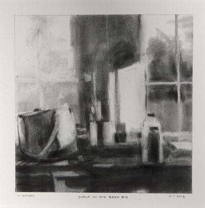 Connie Hayes, 'Shelf In the Barn #3'