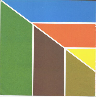 Matthew Higgs, 'Discovery in Art', 2003