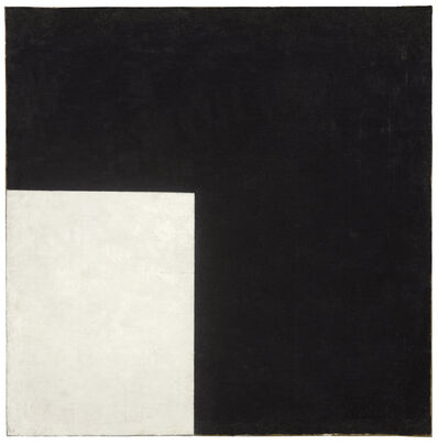 Kasimir Severinovich Malevich, 'Black and White. Suprematist Composition', 1915