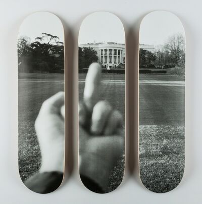 Ai Weiwei, 'White House (Hand-Signed edition)', 2017