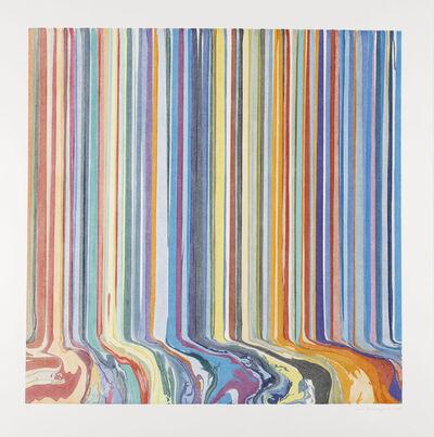 """Ian Davenport, 'Autumn Ghost """"Half Light""""', 2020"""