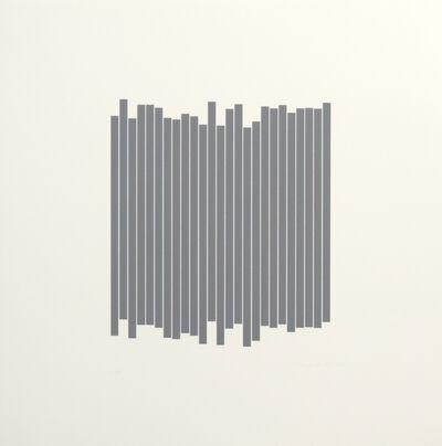 Vera Molnar, '25 rectangles ', 1985-2002