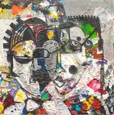 Aza Mansongi, 'Radars ', 2018