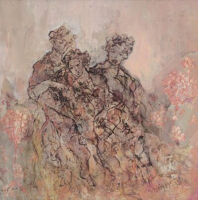 Zied Lasram, 'Flora', 2018