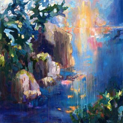 Teresa Smith, 'Rock on Water', 2020