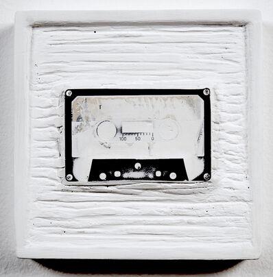 Daniel Fiorda, 'Cassettes #1 black', 2016