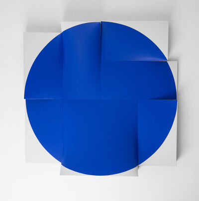 Jan Maarten Voskuil, 'Pointless Blue to the Edge', 2020