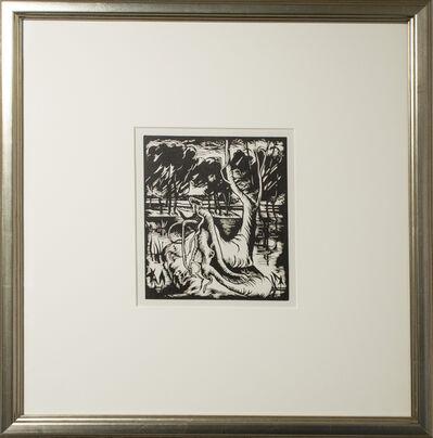 Harold Wescott, 'Flood Waters ', 1937