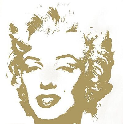 Sunday B. Morning, 'GOLDEN MARILYN 11.41 BY ANDY WARHOL FOR SUNDAY B. MORNING'