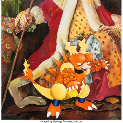 Jeanette Hayes, 'Pokemon #126', 2015