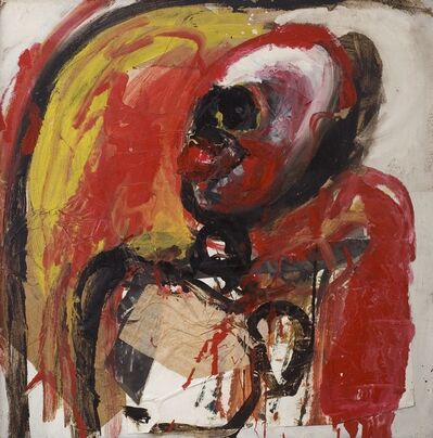 William Crozier, 'Figure', ca. 1961