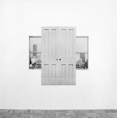 Steve Kahn, 'Door/Window #3', 1977