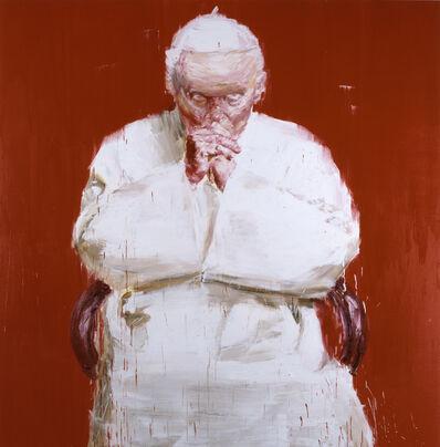 Yan Pei-Ming, 'Pape', 2005