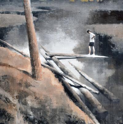 Gary Ruddell, 'Arrival', 2018