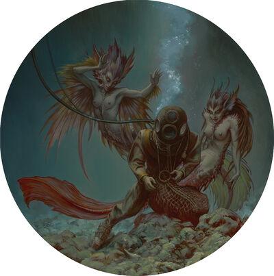 Stephen Hickman, 'Rapture of the Deep', 2017